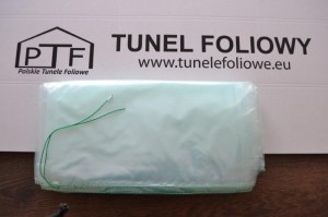 Folia do Tunel foliowy Pomidor 237x415
